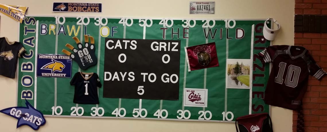 11/13~11-17:  Annual Cat/Griz Food Drive in Elementary