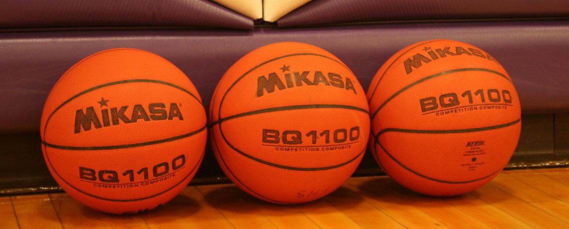 Upcoming Basketball Games