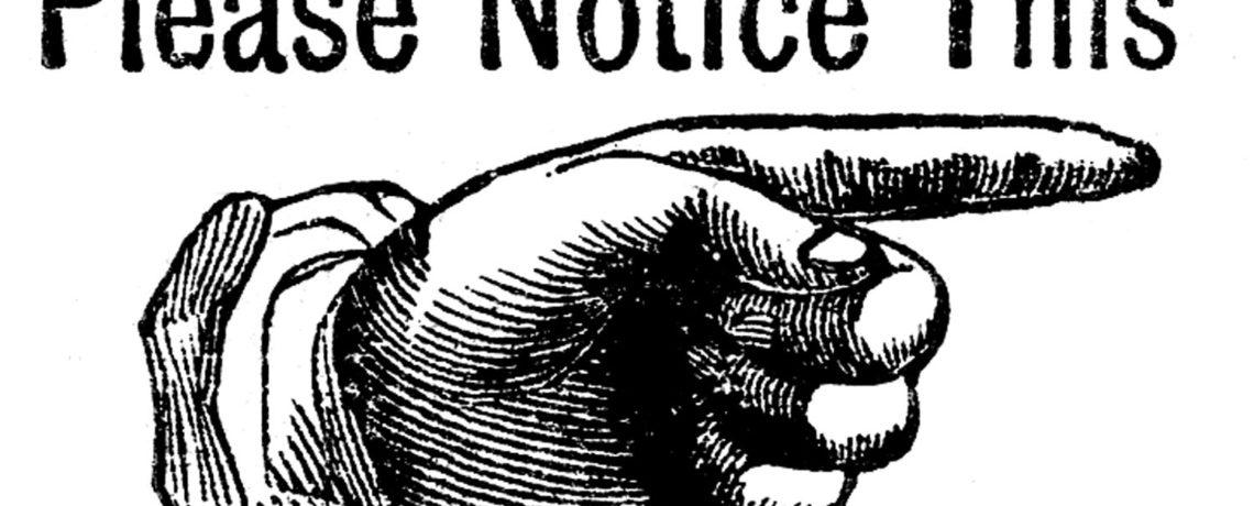 Notice of Annual School Election